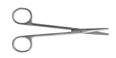 5.75in - Straight Metzenbaum Scissors