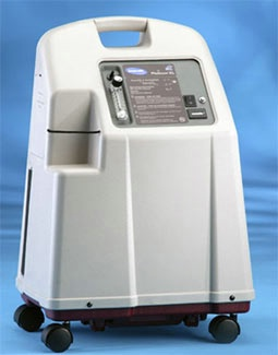 Refurbished Platinum XL 5-Liter Oxygen Concentrator