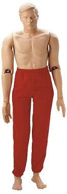6ft Adult Rescue Manikin