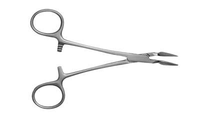 5in - 45d Stieglitz Fragment Forceps