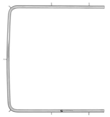 5in Rubber Dam Holder Frame