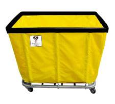 6 Bushel Rolling Laundry Basket
