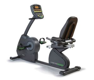 Green Eco Friendly Recumbent Bike VI Series