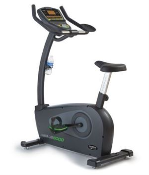 Green Eco Friendly Upright Bike VI Series