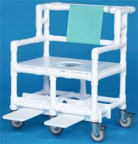 700 Lb Capacity Bariatric Shower Chair