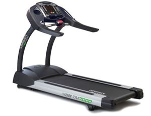 Commercial Treadmill w/ 16in LED Console