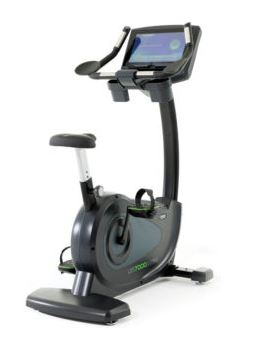 Green Light Commercial Upright Bike VII Deluxe