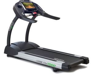 Commercial Treadmill w/ Entertainment Console