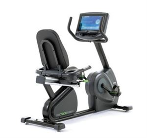 Green Light Commercial Recumbent Bike VII Deluxe