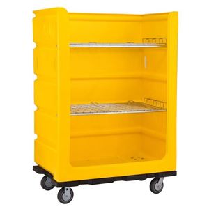 48 Cubic Ft. Turnabout Linen Cart