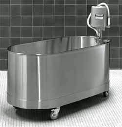 75 Gallon LoBoy Whirlpool Mobile Unit