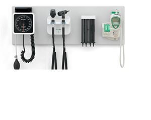 Welch Allyn Integrated Wall Mount System