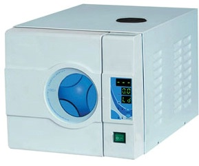 8 Liter Digital Steam Sterilization Autoclave