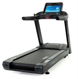 Green Eco Friendly Commercial Treadmill VIII PLUS