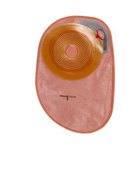 8in. Closed Colostomy/Ileostomy Cut-to-fit Pouch with Filter