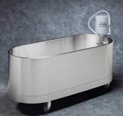 90 Gallon Mobile LoBoy Whirlpool