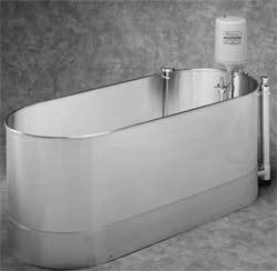 90 Gallon Stationary LoBoy Whirlpool