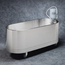 90 Gallons Mobile Sports Hydrotherapy Whirlpool Tub
