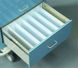 9in Drawer Divider Set