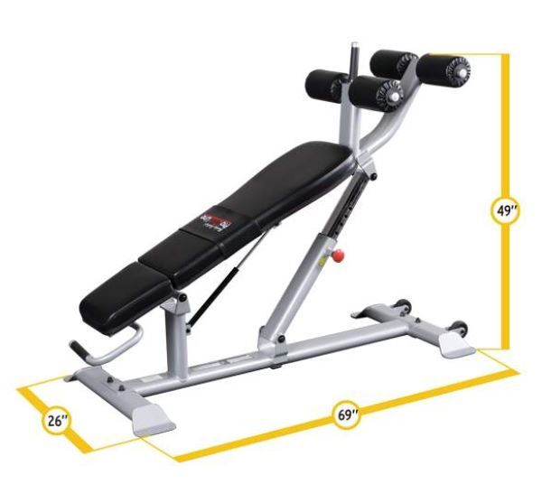 Ab Exercise Bench
