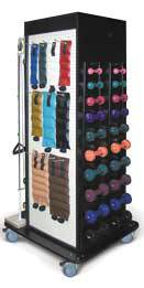 Accessorized Exercise / Rack Station