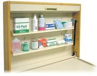 Accessory Shelves for Wall Desks