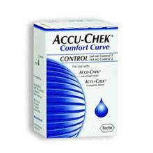 Accu-Chek Comfort Curve Glucose Control Solution