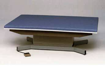 Adjustable Mat Platform w/Foot Peddle Control