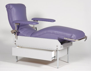 Adjustable Treatment Lounge Chair
