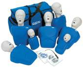 Adult and Child CPR Training Manikin