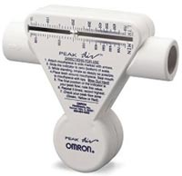 Adult/Pediatric Air Peak Flow Meter