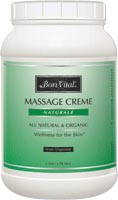Advanced Therapy Massage Creme - Gallon