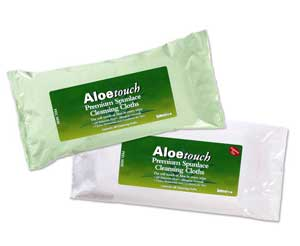 Aloetouch Wipes Scented