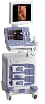 Aloka Prosound Alpha 6 Ultrasound (Refurbished)