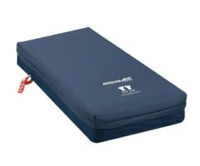 Alternating Pressure Mattress with On-Demand Low Air Loss