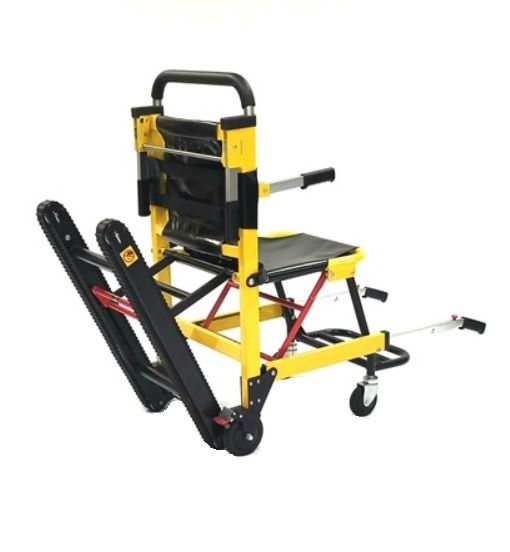 Aluminum Alloy EMS Evacuation Stair Chair