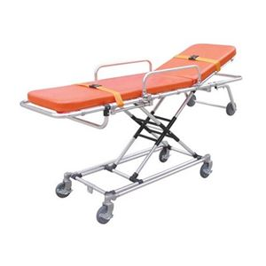 Aluminum Alloy X-Frame Ambulance Stretcher Load capacity 350lbs