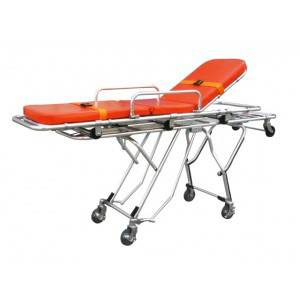 Ambulance Stretcher Reverse Trendelenburg