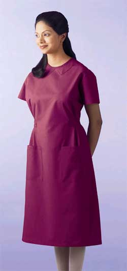 AngelStat Step In Scrub Dress 4 XL