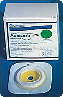 AutoLock Stomahesive Flexible Skin Barrier