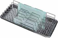 Autoclave Pouch Rack for 9in and 10in Chambers