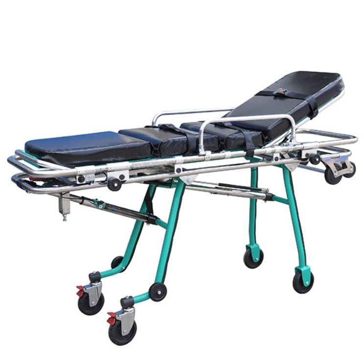 Automatic Loading Ambulance Stretcher Reverse Trundlenburg