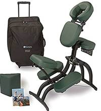 Avila II Portable Massage Chair Package