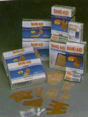 BAND-AID Brand Adhesive Bandage