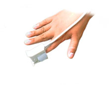 BCI Pediatric Clip Finger Sensors
