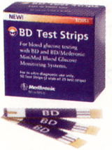 BD Test Strips