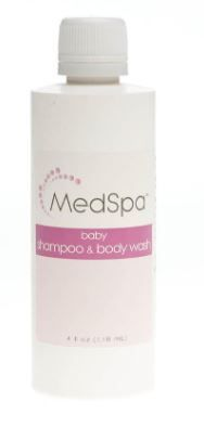 Baby Shampoo and Body Wash