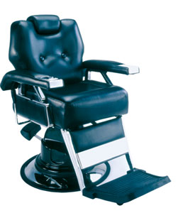 Hydraulic Chair w/ Headrest