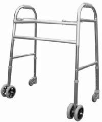 Bariatric Dual Release Walker