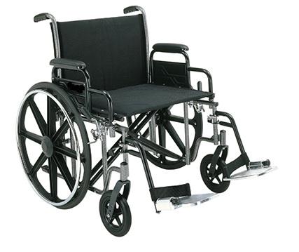 Bariatric Manual Wheelchair
